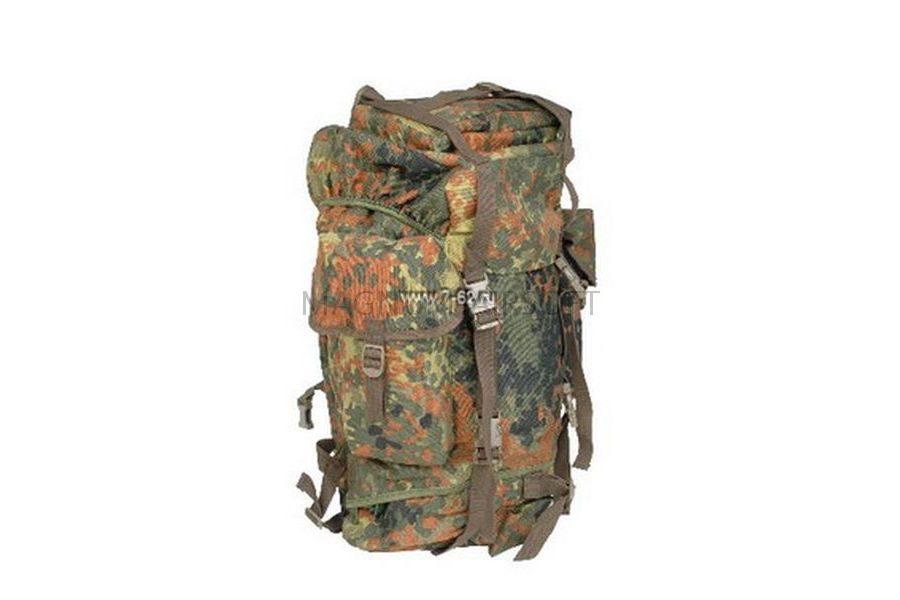 Рюкзак Bundeswehr 1000D FLECKTARN, 32 x 15 x 64 cm, 65 L, код sturm 14022 /  14040021