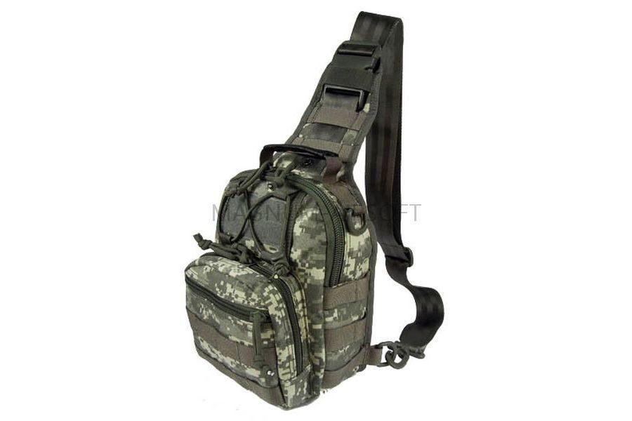 Рюкзак на одной лямке Military Molle Tactical Hiking (600D)  код AS-BS0018ACU