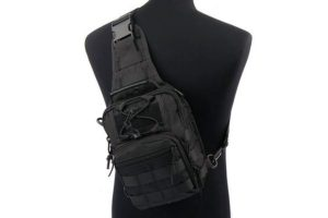 Рюкзак на одной лямке Military Molle Tactical Hiking (600D)  код AS-BS0018B