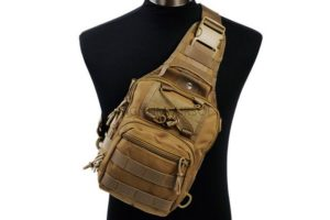 Рюкзак на одной лямке Military Molle Tactical Hiking (600D)  код AS-BS0018T