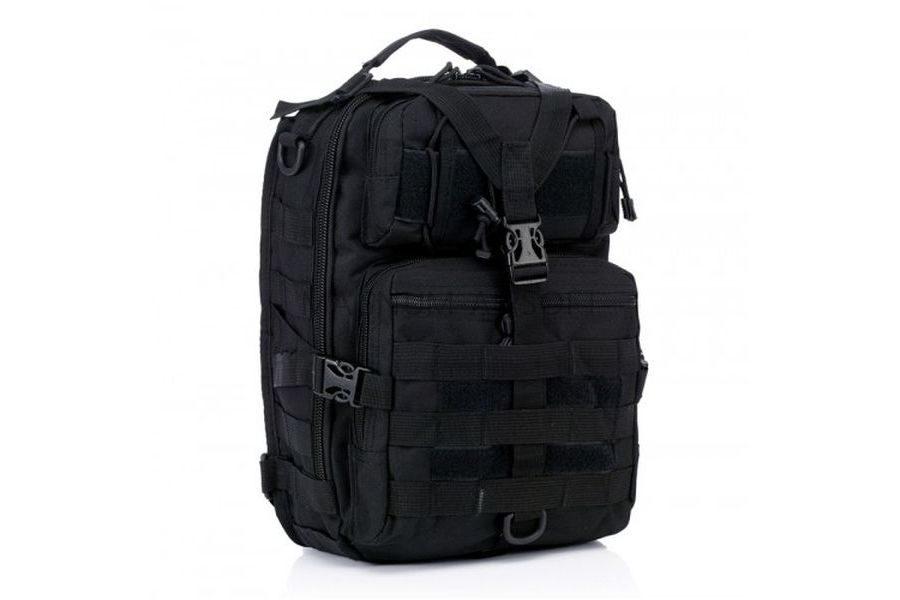 Рюкзак на одной лямке Military Tactical Travel 25х18х8cm AS-BS0059B