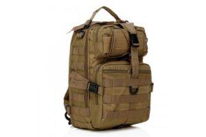 Рюкзак на одной лямке Military Tactical Travel 25х18х8cm AS-BS0059T