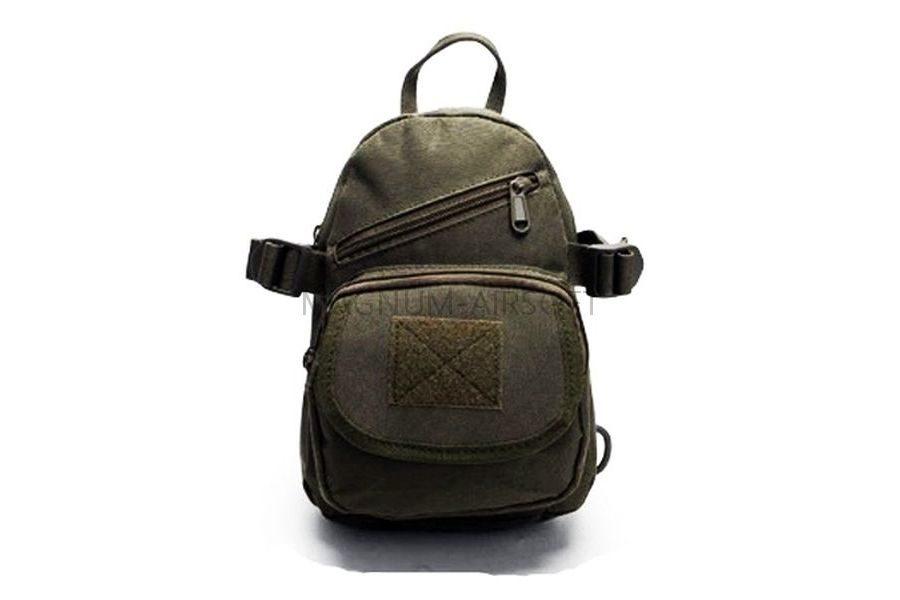 Рюкзак на одной лямке Mini Tactical AS-BS0048OD