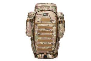 Рюкзак с чехлом под оружие Multicam/CP
