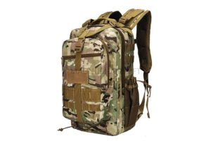 Рюкзак Tactical Military Hiking Camping Outdoor 44х22х16cm 30L AS-BS0042CP
