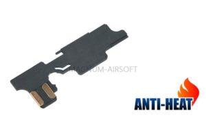 Планка переводчика огня GUARDER для G3 (Anti-Heat Selector plate) GE-07-14