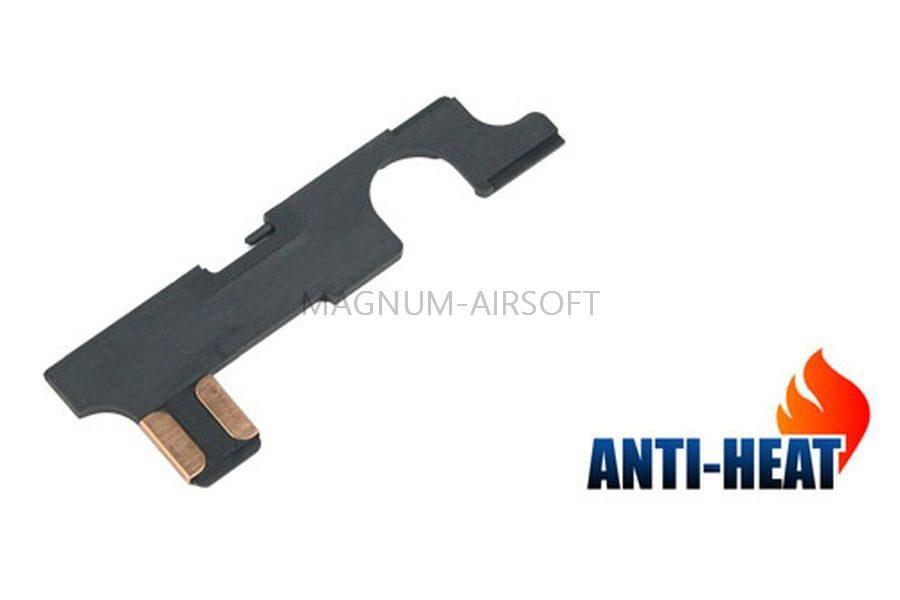Планка переводчика огня  GUARDER для М16 (Anti-Heat Selector plate) GE-07-12