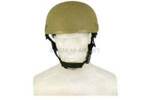 ШЛЕМ ПЛАСТИКОВЫЙ Airsoft Replica Military MICH TC 2001 ACH WS20354T AS-HM0002T