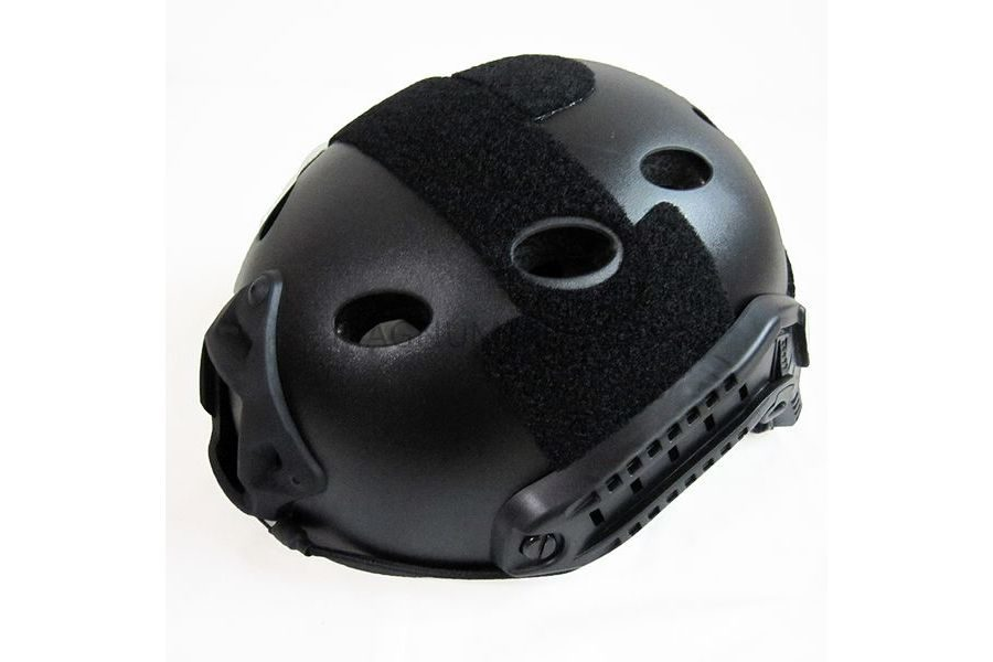 ШЛЕМ ПЛАСТИКОВЫЙ EMERSON FAST Helmet PJ TYPE Light version c рельсами FMA AS-HM0118B