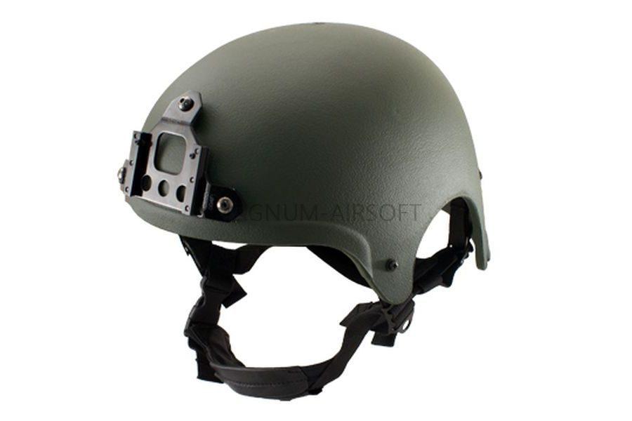 ШЛЕМ ПЛАСТИКОВЫЙ IBH Helmet Green WS21011G