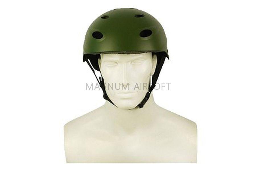 ШЛЕМ ПЛАСТИКОВЫЙ Swat Special Force Recon GREEN WS20359G