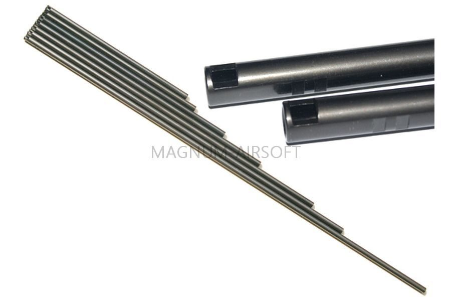 Стволик латунь 6,03 650 мм PPS-12054 SHS