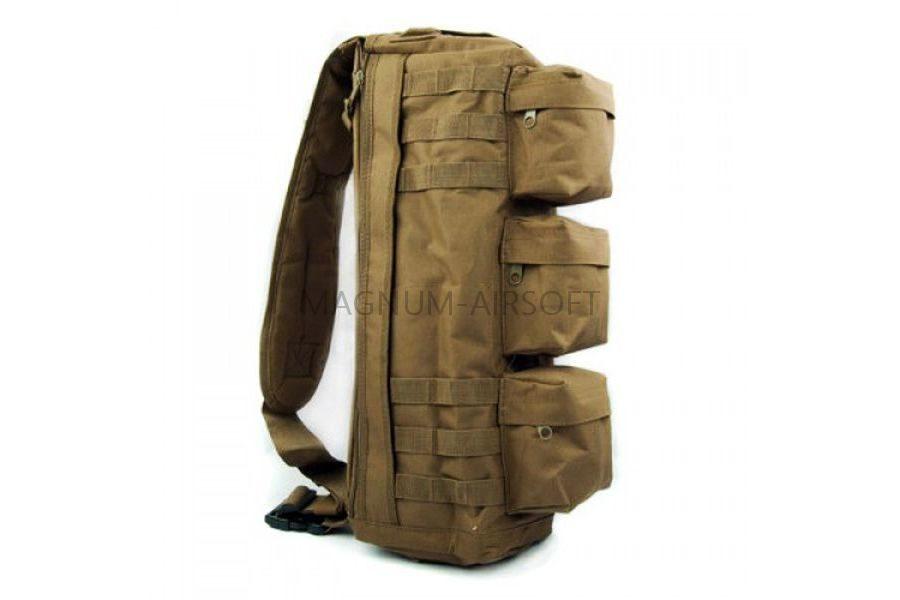 СУМКА НАПЛЕЧНАЯ Tactical Go Pack AS-BS0012T
