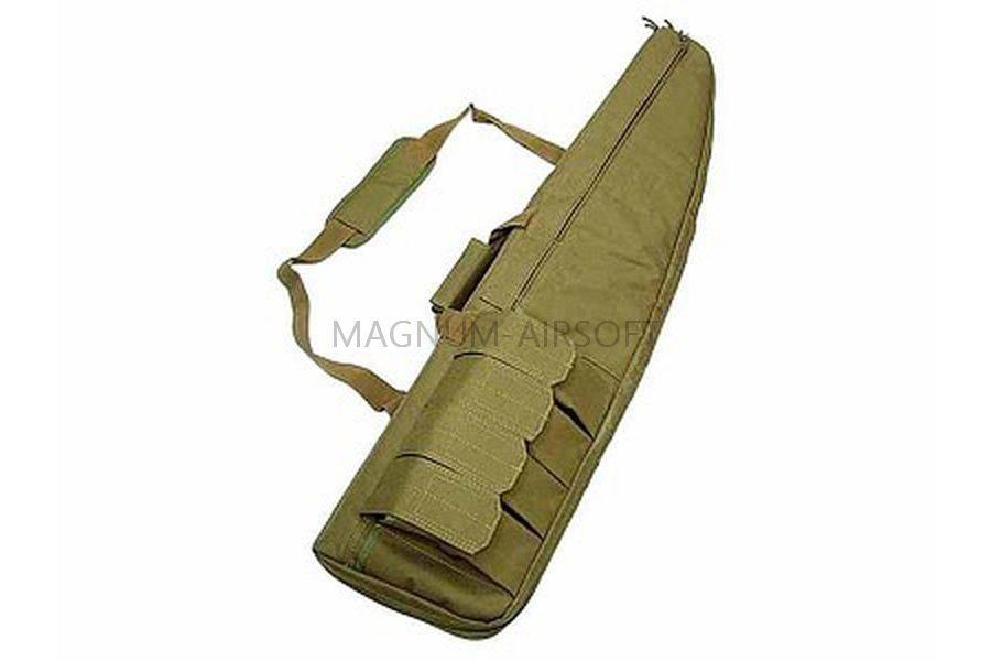 Чехол оружейный, WS20054T 100 см скошенный Tan