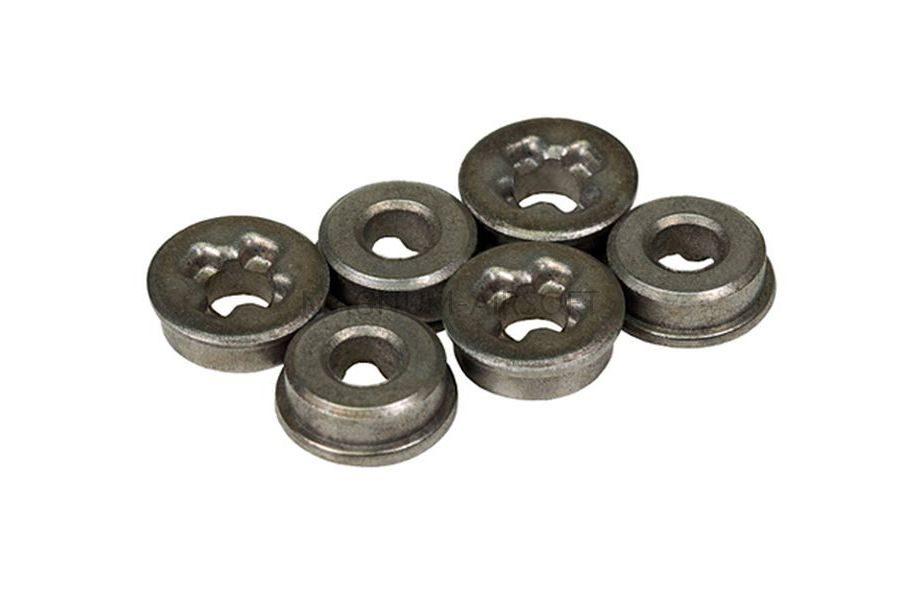 Втулки стальные ZT0026 7мм 6 шт (SHS)
