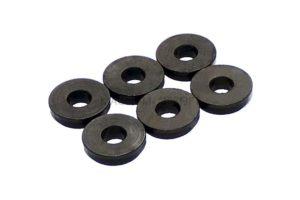 Втулки стальные 9mm CNC SHS ZT0036