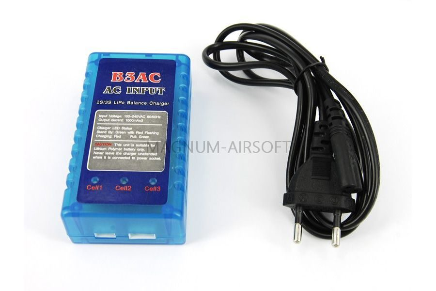 Зарядное устройство B3AC Compact charger for 2S/3S LiPO iMAX